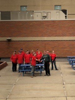 Lowe's Hero Project comes to Chester Academy
