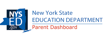 New York State Education Department Parent Dashboard