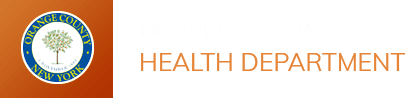 Orange County Department of Health 2020 Flu Letter