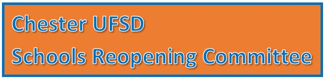 Chester UFSD School Reopening Committee