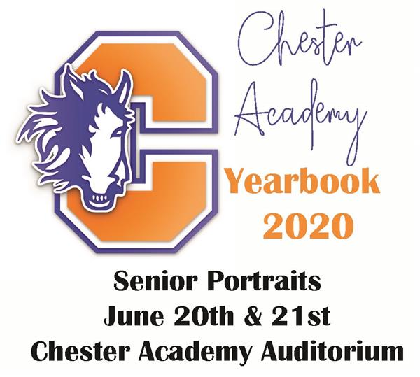 Senior Portraits at Chester Academy